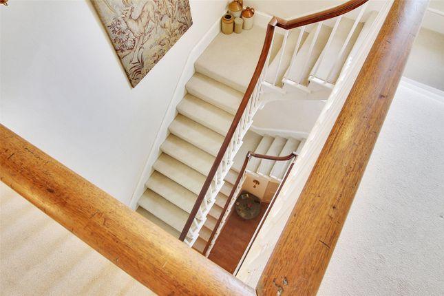 Stairs of High Street, Farningham, Dartford, Kent DA4