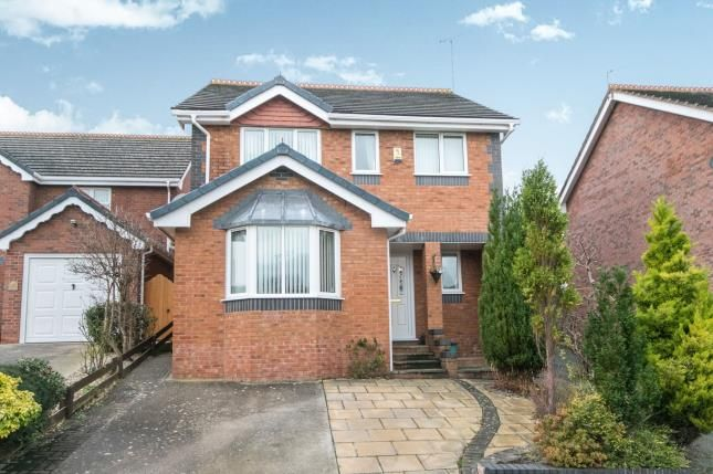Thumbnail Detached house for sale in Bryn Twr, Abergele, Conwy, North Wales