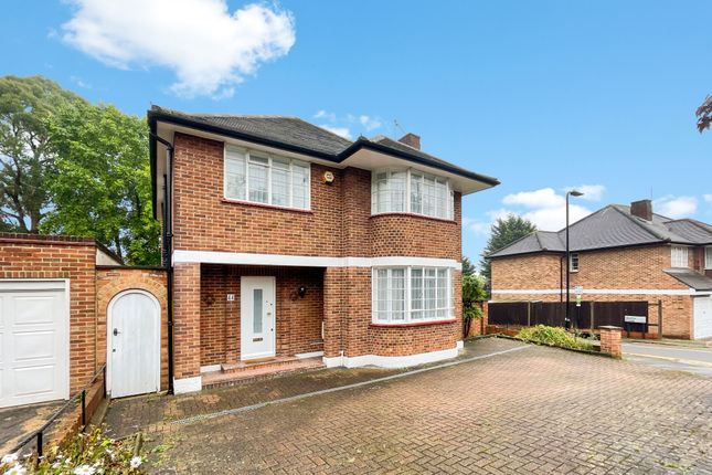 Thumbnail Detached house to rent in Ashbourne Road, London