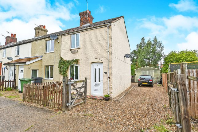 Thumbnail End terrace house for sale in Norwich Road, Dereham