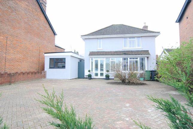Thumbnail Detached house for sale in Elmbridge Road, Longlevens, Gloucester