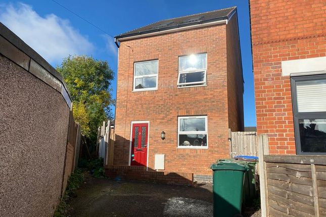 Thumbnail Commercial property for sale in 50A Latham Road, Earlsdon, Coventry