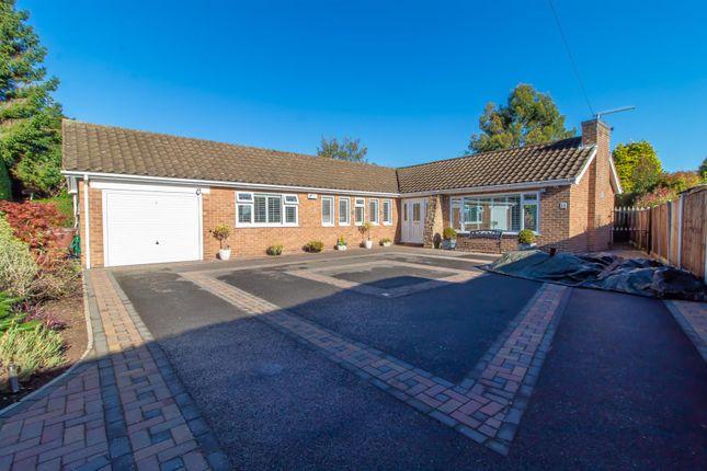 Thumbnail Detached bungalow for sale in Northcliffe Avenue, Mapperley, Nottingham