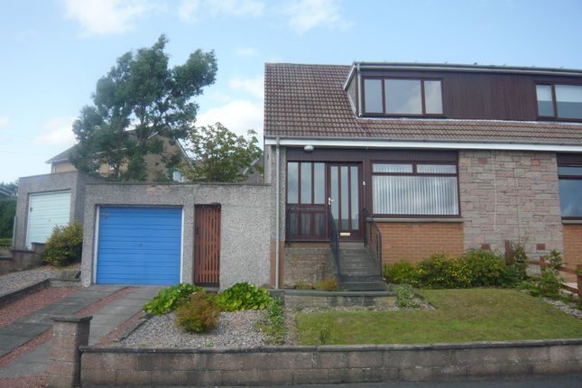Thumbnail Semi-detached house to rent in Scotland Drive, Dunfermline
