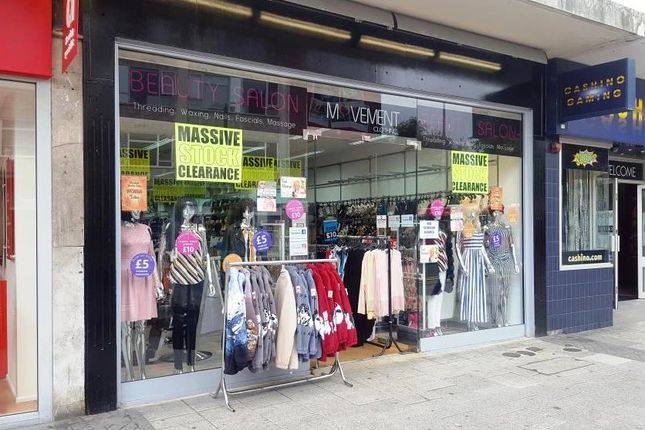 Thumbnail Retail premises to let in 87 Above Bar Street, Southampton