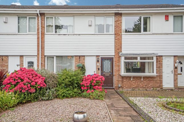Thumbnail Terraced house for sale in Addenbrooke Drive, Wylde Green, Sutton Coldfield