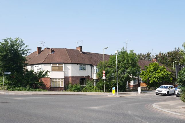 Thumbnail Flat for sale in Henley Court, Watford Way, Hendon, London