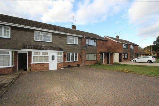 Thumbnail Terraced house for sale in Sir Winston Churchill Place, Binley Woods, Coventry