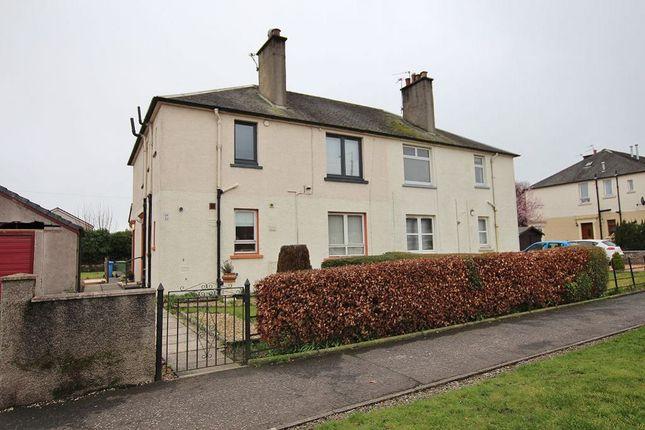 Thumbnail Flat to rent in Old Bellsdyke Road, Larbert