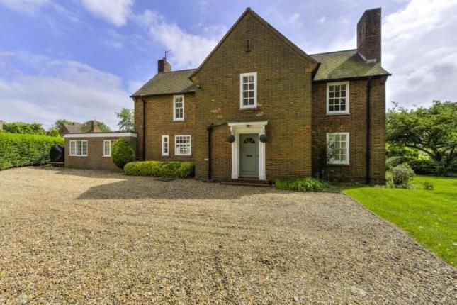 Thumbnail Detached house for sale in Duxford, Cambridge, Cambridgeshire