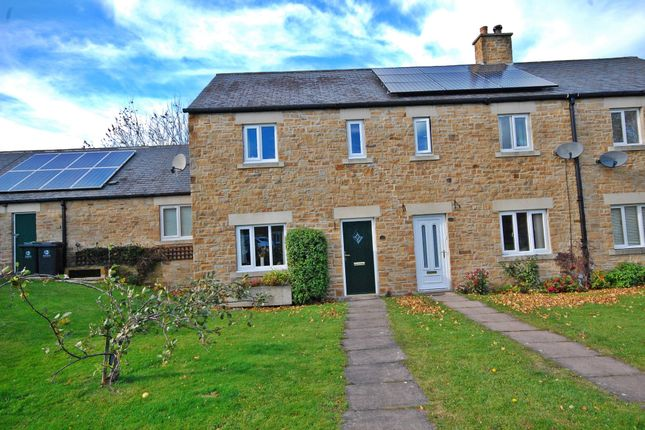 Thumbnail Terraced house for sale in St Helens Gate, Whitley Chapel, Hexham
