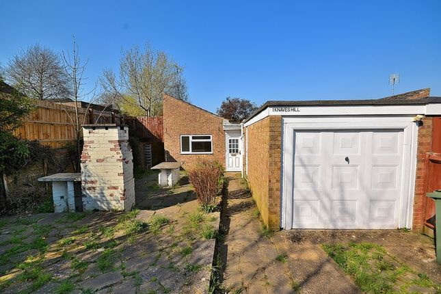 Thumbnail Bungalow for sale in Knaves Hill, Leighton Buzzard