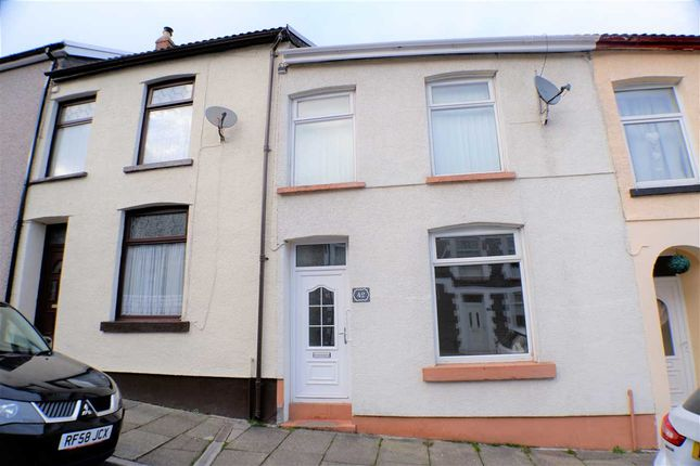 Thumbnail Terraced house for sale in High Street, Clydach Vale, Tonypandy