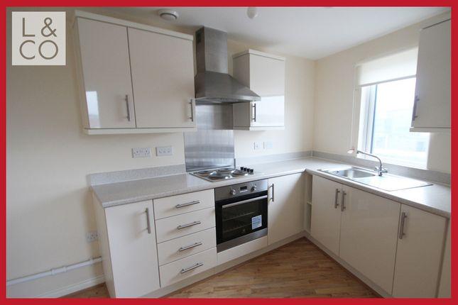 Thumbnail Flat to rent in Millennium House, Millennium Walk, Newport