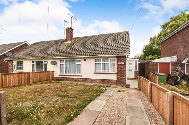 Thumbnail Bungalow for sale in Maltings Lane, Witham