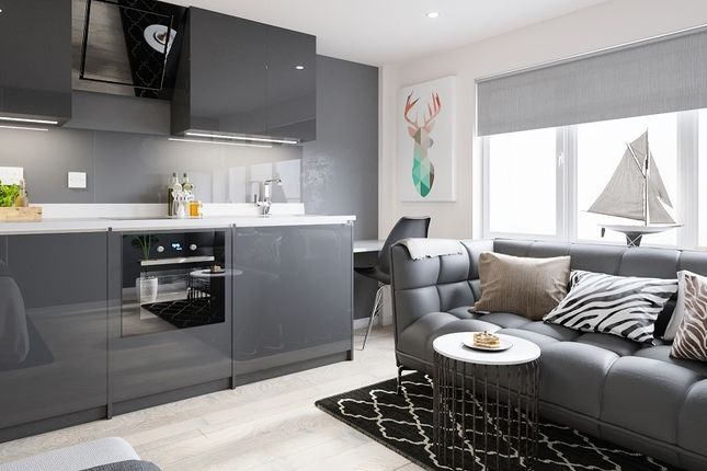 Thumbnail Flat for sale in Stunning Manchester Apartments, 5 Missouri Avenue, Salford