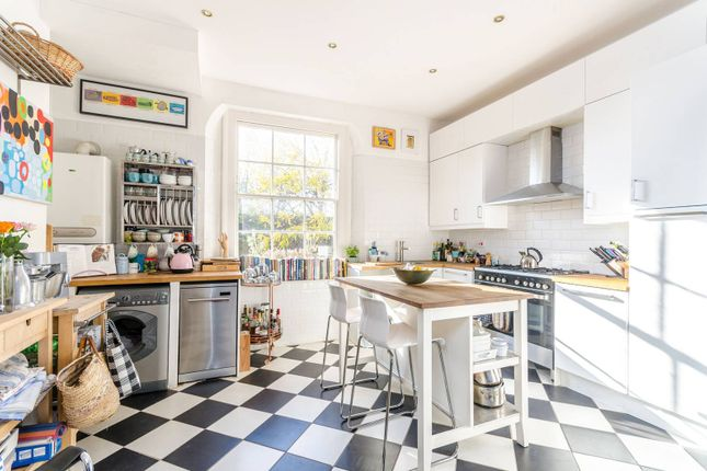 Thumbnail Maisonette for sale in South Road, Forest Hill