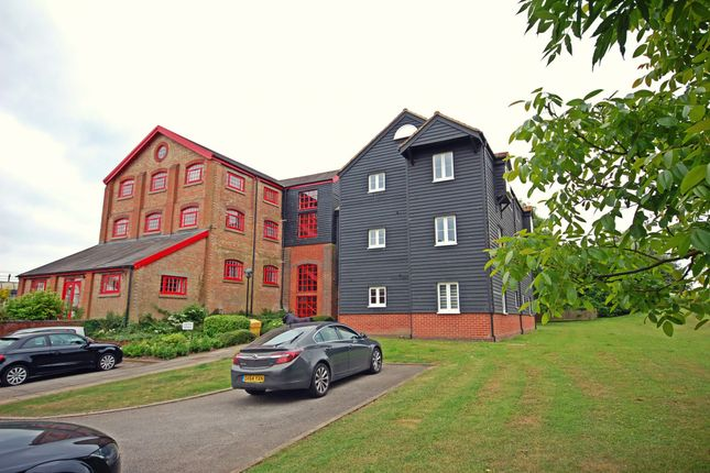 Thumbnail Maisonette for sale in Kings Meadow Court, Coggeshall Road, Colchester