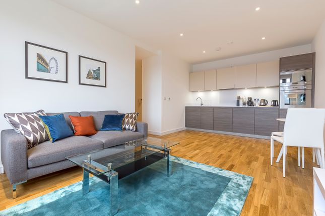 Thumbnail Flat to rent in Eastern Road, Scimitar House, Essex