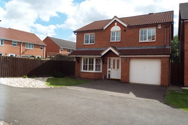 Thumbnail Detached house to rent in Parham Close, Heathley Park