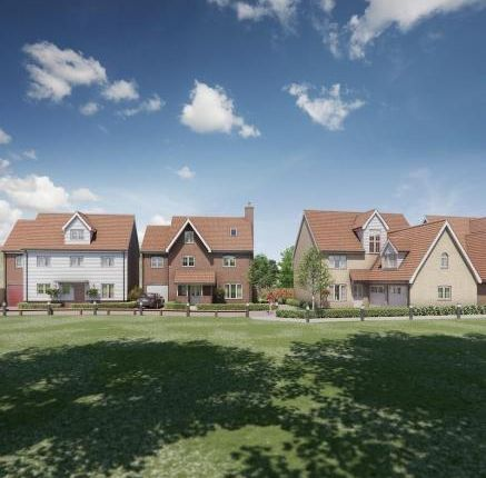 Thumbnail Detached house for sale in Five Oaks Lane, Chigwell, Essex