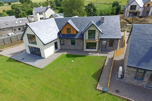Thumbnail Detached house for sale in The Dewar, Pitilie View, Aberfeldy