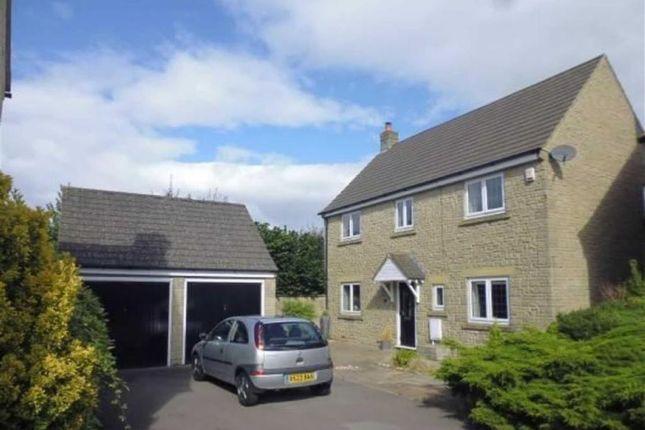 Thumbnail Detached house for sale in Cedern Avenue, Elborough, Weston-Super-Mare
