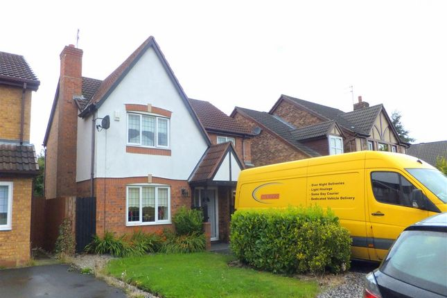 Thumbnail Detached house for sale in Haroldene Grove, Prescot, Liverpool
