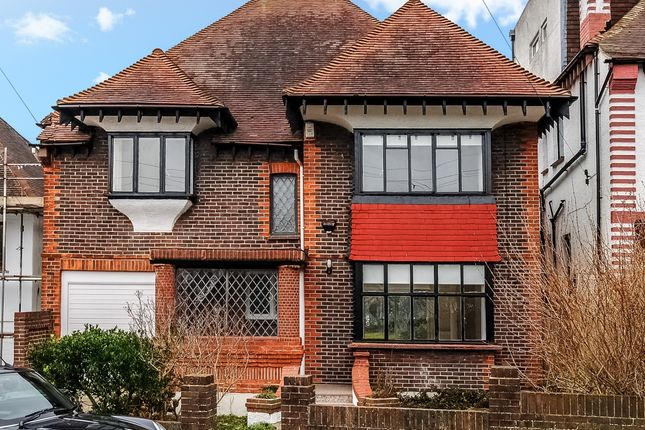Thumbnail Detached house to rent in Woodruff Avenue, Hove