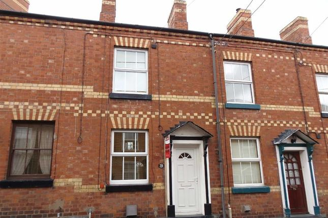 Thumbnail Terraced house to rent in 39, Bryn Street, Newtown, Powys