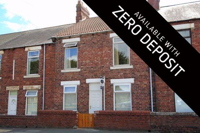 2 bed flat to rent in Pioneer Terrace, Bedlington NE22