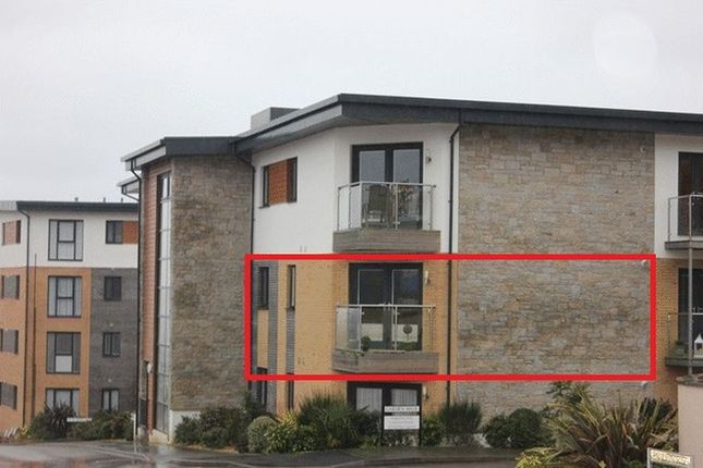 Thumbnail Flat for sale in Clock Tower Court, Duporth, St Austell