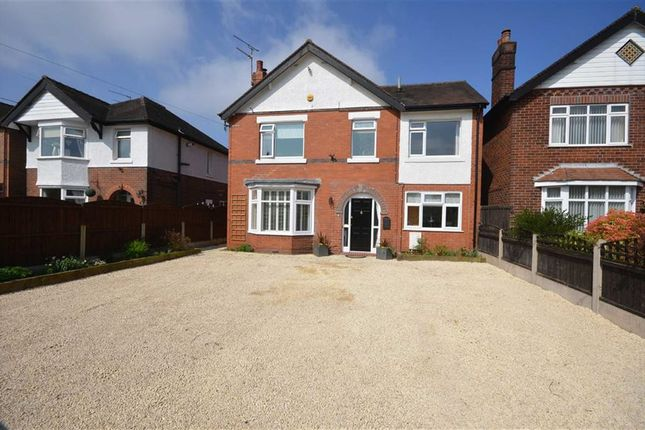 Thumbnail Detached house for sale in Eccleshall Road, Stone