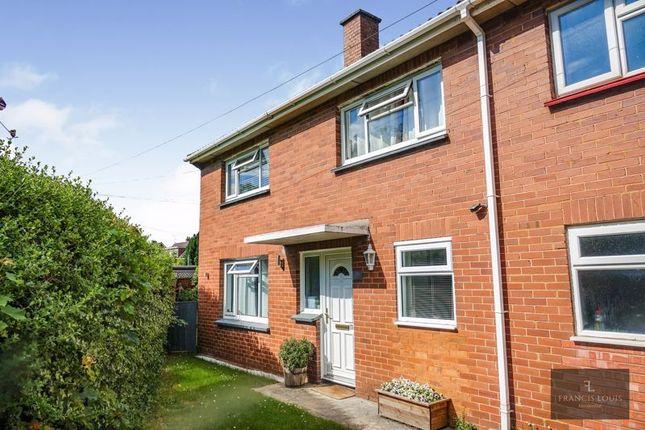 Thumbnail Semi-detached house for sale in Raglans, Alphington, Exeter