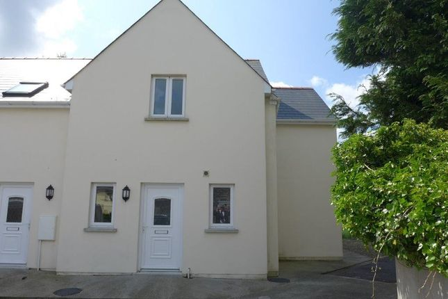 Semi-detached house for sale in Portfield, Haverfordwest, Pembrokeshire