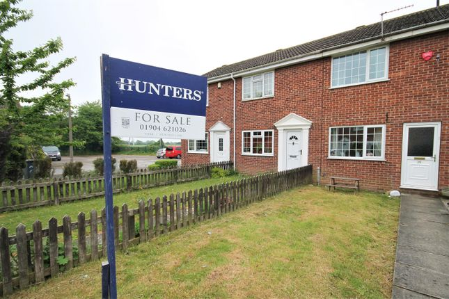 Thumbnail Terraced house for sale in Fairfax Croft, Copmanthorpe, York