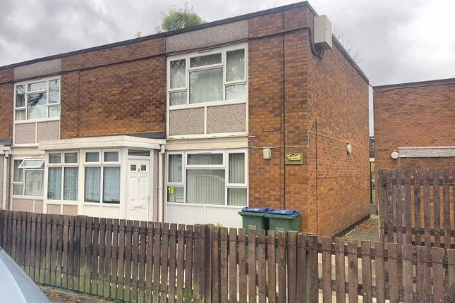 Thumbnail Maisonette to rent in Cottrell Street, West Bromwich, West Midlands