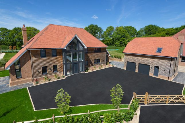 Thumbnail Detached house for sale in Boughton Park, Grafty Green