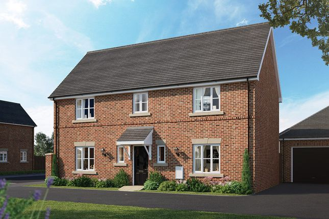Thumbnail Detached house for sale in Walford, Chapel End Road, Houghton Conquest