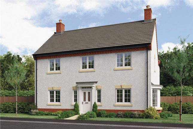 "Thumbnail Detached house for sale in ""Stainsby"" at Park Lane, Castle Donington, Derby"