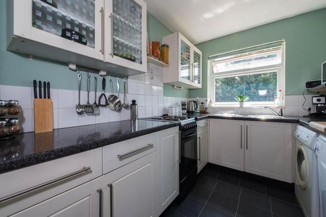 Thumbnail Flat to rent in Chestnut Manor, Croydon Road, Wallington, Surrey