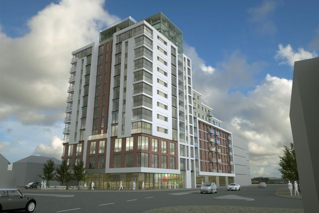 Thumbnail Flat for sale in King Street, Oldham