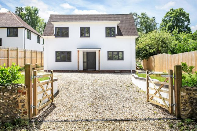 Thumbnail Detached house for sale in Church Road, Idmiston, Salisbury, Wiltshire