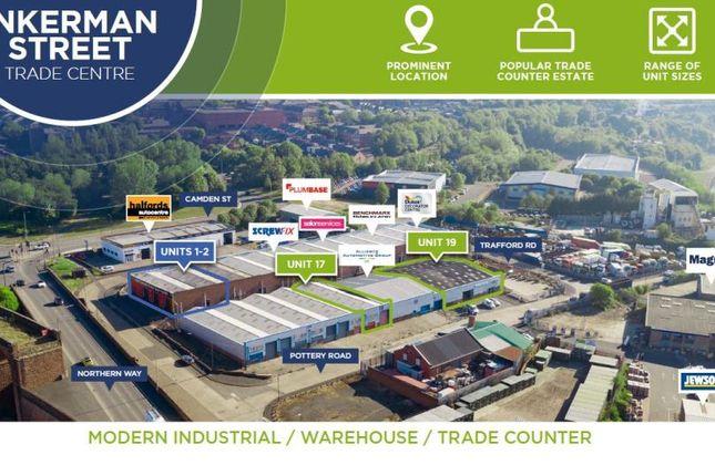 Industrial to let in Inkerman Street Trade Centre, Inkerman Street, Sunderland