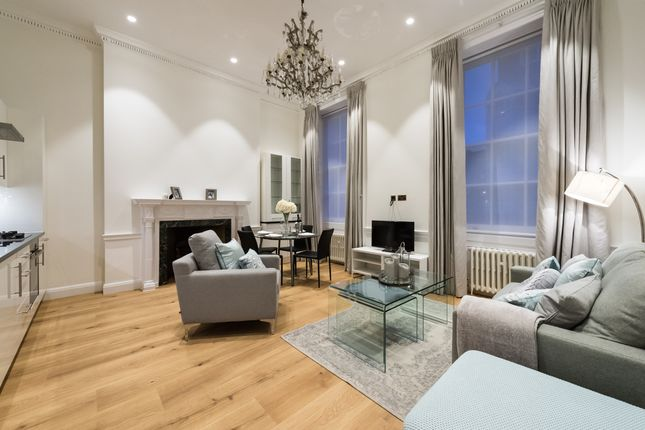 Thumbnail Flat to rent in Upper Wimpole Street, London