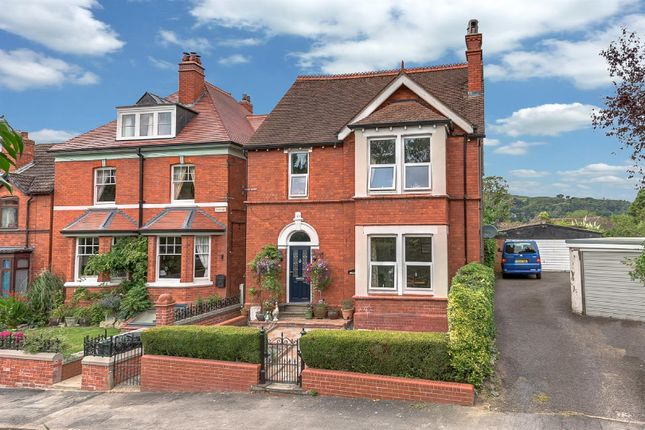 Thumbnail Detached house for sale in Hazler Crescent, Church Stretton