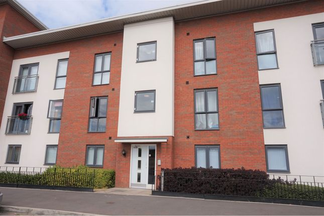 Thumbnail Flat for sale in Columbia Crescent, Wolverhampton