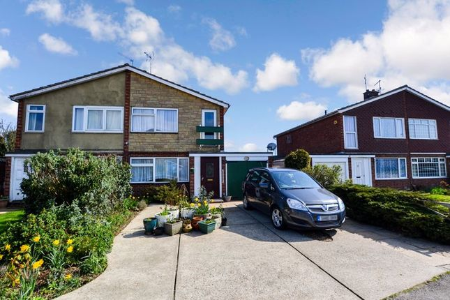 Thumbnail Semi-detached house for sale in Kestrel Way, Clacton-On-Sea