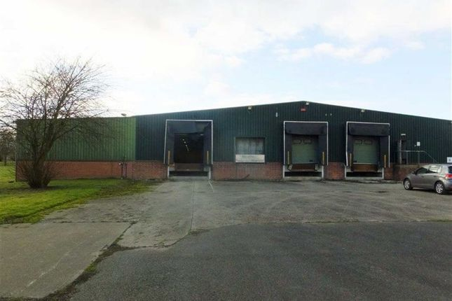 Thumbnail Light industrial to let in Former Egg Packing Station, Oakham Farm, Walesby, Newark Notts