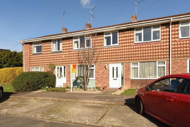 Thumbnail Terraced house for sale in Aston Close, Reading